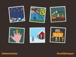 Peka och sjung – interaktiv sångbok | APPAR I FÖRSKOLA OCH ... | Folkbildning på nätet | Scoop.it