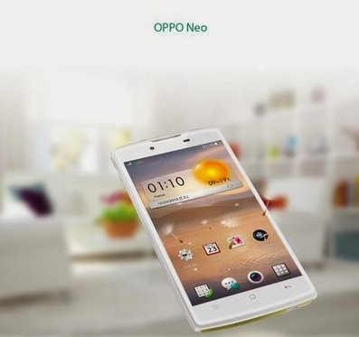 OPPO Neo R831 officially presented | Geeks | Scoop.it