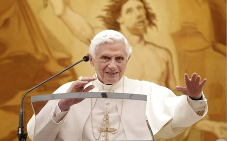 Pope Benedict XVI 'to resign' - Telegraph   JIMIPARADISE!   Scoop.it