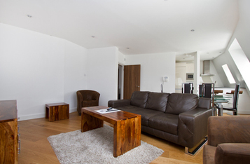 Book Bright Two Bedroom Think Vauxhall apartment in London for Holiday - RatedApartments | Serviced Apartments in London | Scoop.it