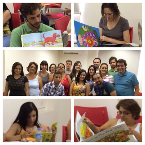 Children Learning English Affectively: A lovely day at CNA | Affective language learning with children | Scoop.it