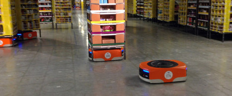 Amazon Releasing 15,000 Robots In Its Warehouses | Xposing e-commerce, fashion & unique items. | Scoop.it