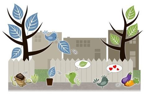 Faites connaitre PlantCatching dans votre voisinage | Transitions | Scoop.it