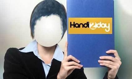 Handi2day : 750 recruteurs visent le talent, pas le handicap | Handi cap'... ou pas cap'? | Scoop.it