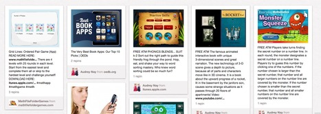 Educational APPS | Web 2.0 Tools in the EFL Classroom | Scoop.it