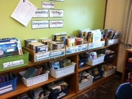 Kid Lit Frenzy: Tips for Developing a Classroom Library | Reading and Motivation | Scoop.it