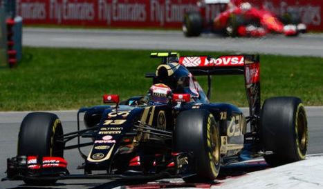 Pastor Maldonado consigue sus primeros puntos de la temporada | Correo del Orinoco | La vida errante | Scoop.it
