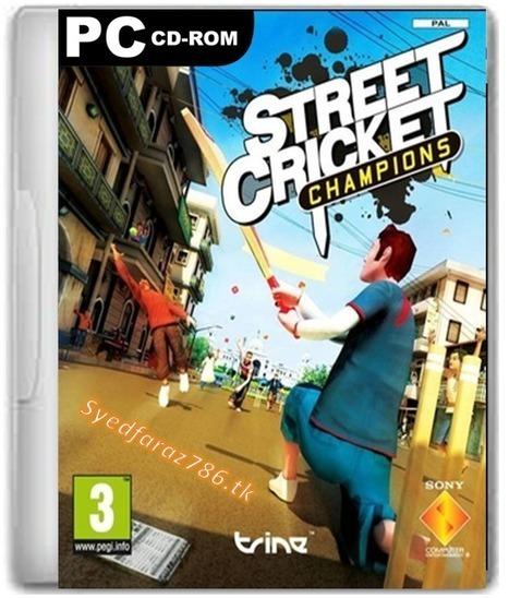 Free Download Street Cricket Champions 2010 Full PC Game - Fully PC Games For Free Download | Fully Gaming World | Scoop.it