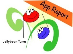 The Jellybean Tunes App Report 83 | Must Read articles: Apps and eBooks for kids | Scoop.it