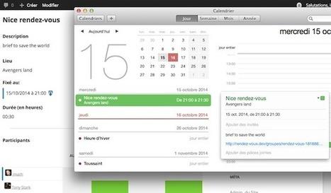 Faciliter la planification d'événements avec BuddyPress | Worpress & co | Scoop.it