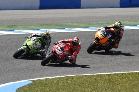 5th place for Dovi after a good race   Ducati news   Scoop.it
