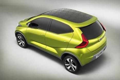 2014 Datsun redi-Go Concept at 12th India Auto Expo 2014 | modifycar.org | Scoop.it