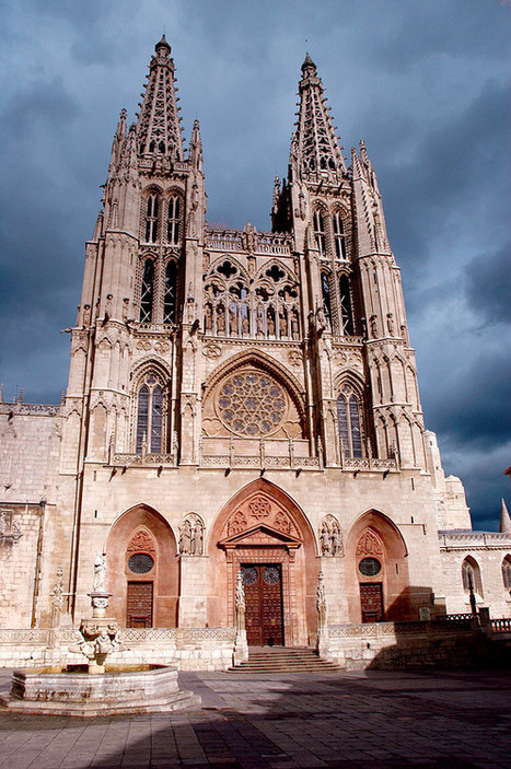Catedral de Burgos, esplendor gótico   Fujifilm X System and Photography Travel   Scoop.it