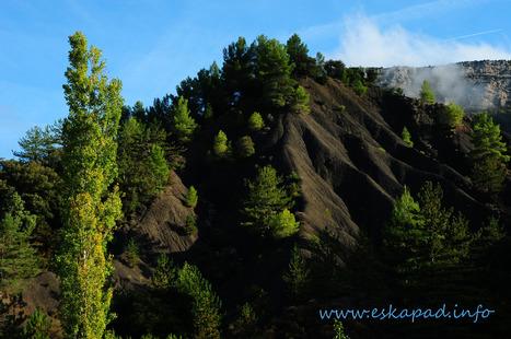 Nouvelle randonnée au rocher de Bramard (26) | Topo et fiche de randonnée à pied by eskapad | Scoop.it