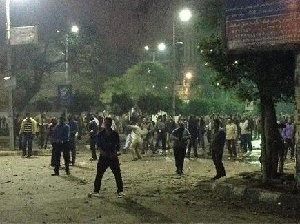 Seven injured in new Mahala confrontations | Égypt-actus | Scoop.it