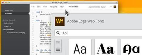 23 Fresh CSS, JavaScript and HTML Tools of 2012   Lectures web   Scoop.it