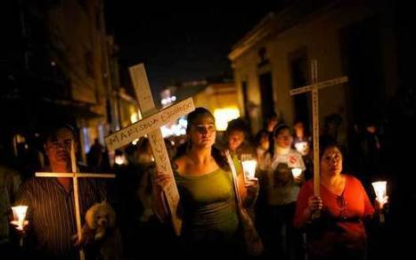 Mexico's drug war: a poet and the people fight back - Telegraph | Violence in Mexico | Scoop.it