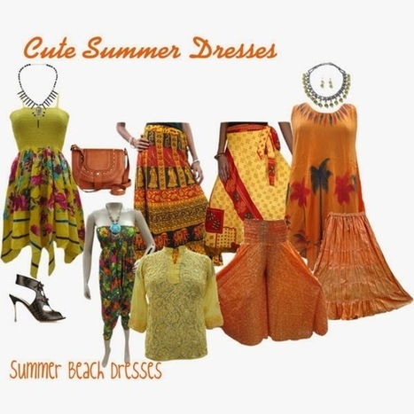 India Designs: Boho Clothing Style Dresses | Bohemian Skirt | Scoop.it