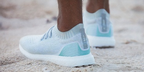 Adidas is selling only 7,000 of these gorgeous shoes made from ocean waste | Innovation (mobile marketing, iot, Cloud, CRM, media,...) | Scoop.it