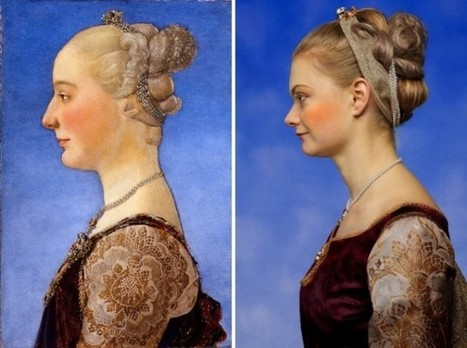 Meticulously replicating Renaissance portraits with photography [10 pictures] | Costume History | Scoop.it
