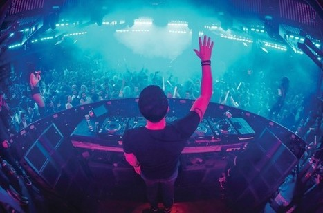 Fall in Love Again With Cedric Gervais - Vegas Seven   Cedric Gervais   Scoop.it