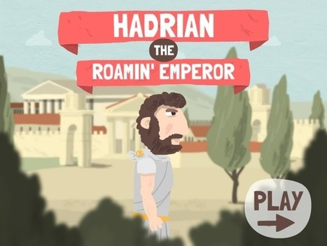 Hadrian: The Roamin' Emperor | culture | Scoop.it