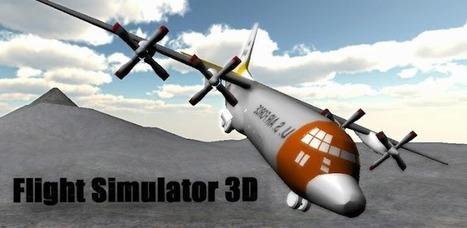 Flight Simulator 3D - BETA - Applications sur l'AndroidMarket | Android Apps | Scoop.it