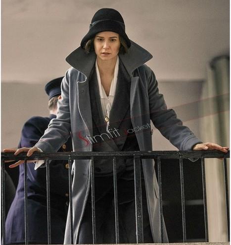 Fantastic Beasts Porpentina Goldstein Coat | Replica Movies Leather Jackets | Scoop.it