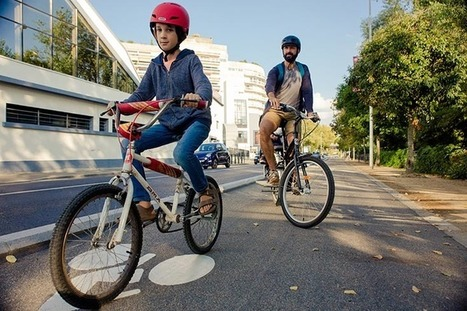 Nantes, capitale du vélo 2015 : tous en selle ! | Sports de nature | Scoop.it