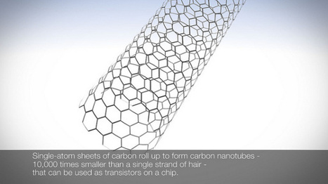 IBM has developed a new carbon nanotube-based chip making technology | TechWatch | Scoop.it