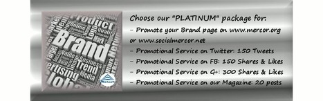 "Social Media Advertising ""Platinum"" 