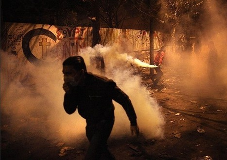 Egypt: fourth night of protests in Tahrir Square – in pictures | Égypt-actus | Scoop.it