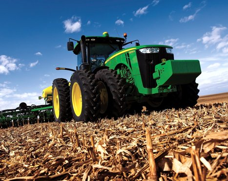 John Deere: Technology vendors need to feed agriculture's big data needs | IT helps the environment and science | Scoop.it
