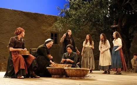 Liolà, National Theatre, review   Performance and Acting   Scoop.it