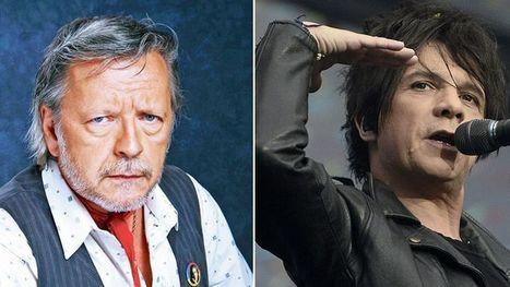 Renaud present pour le concert d'Indochine | L'actualité de la filière Musique | Scoop.it