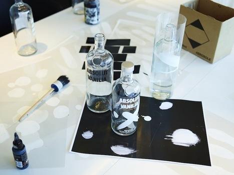 ABSOLUT-Flavours-redesign-DESIGN-VANILIA-1.jpg (800x599 pixels) | art , photo, design, culture digitale | Scoop.it