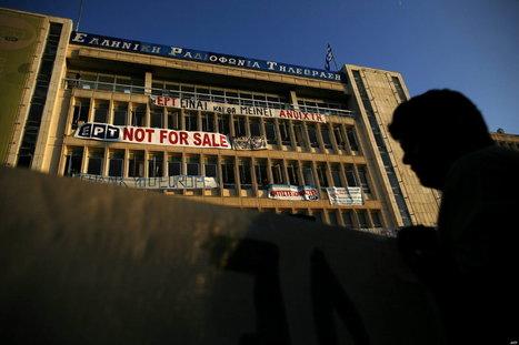 Justicia griega ordena restablecimiento de RTV pública clausurada por decisión fascista | Política & Rock'n'Roll | Scoop.it