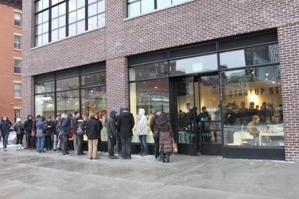 Le premier magasin pour les startups ouvre à New York | Web Marketing Magazine | Scoop.it