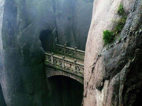 Ces 10 ponts incroyables vont vous transporter tout droit au pays des rêves | Bons plans voyage | Scoop.it