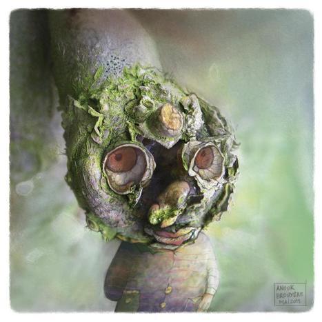 Anouk Brouyere | Illustrator | les Artistes du Web | Scoop.it