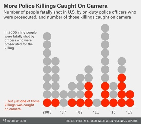 An Ex-Cop Keeps The Country's Best Data Set On Police Misconduct   Police Problems and Policy   Scoop.it