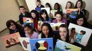 Artwork helps kids learn about aboriginal history | 1st Year MTeach (Primary) MZ | Scoop.it