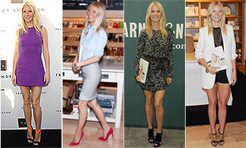 Stylish Gwyneth Paltrow keeps it short for spring - hellomagazine.com | Sassy Sassy | Scoop.it