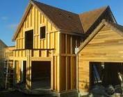 La fabrication et construction d'une maison ossature bois   La maison bois   Scoop.it