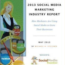Social media marketing industry 2013 in infografica | News PMI Servizi | Event market | Scoop.it