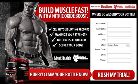 Muscle Rev Xtreme Review – Shed Body Fat And Get Completely Ripped!     Muscle recovery support   Scoop.it