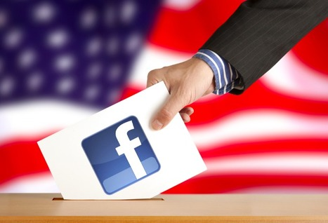 Facebook, CNN launch 'I'm Voting' app to add more politics to your News Feed | There's Definitely an App for That. | Scoop.it