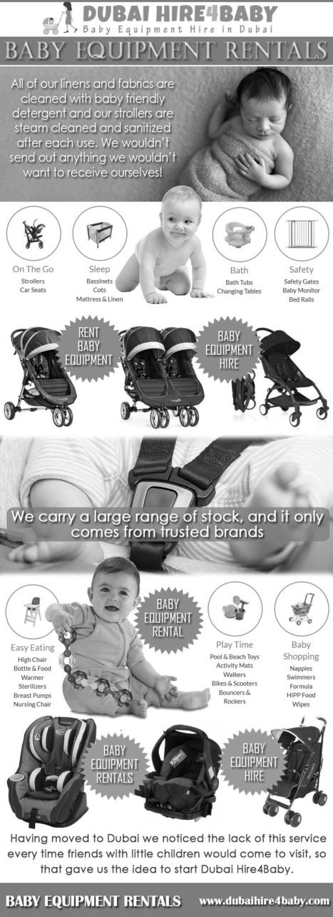 Baby Equipment Hire | Baby Equipment Hire Dubai | Scoop.it