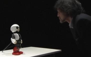 Kirobo : robot droïde qui ira dans l'espace   Elektronique   Scoop.it