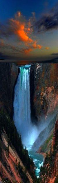 Cascades et chutes d'eau dans le monde | Actu Tourisme | Scoop.it